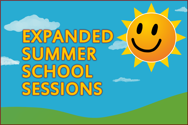 The OMSD Expanded Summer School Sessions are back by popular demand!