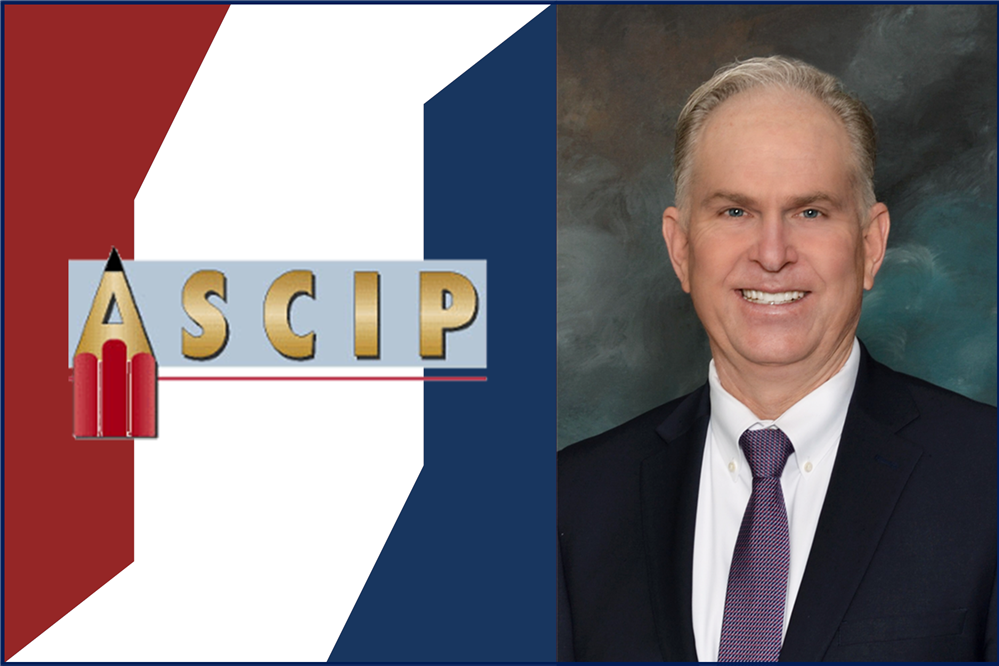 Congratulations to OMSD's Chief Business Official Phil Hillman Elected President of ASCIP Executive Committee!
