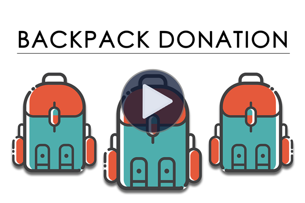 Assemblymember Freddie Rodriguez donated over 160 backpacks! - Click here to view the highlight video.