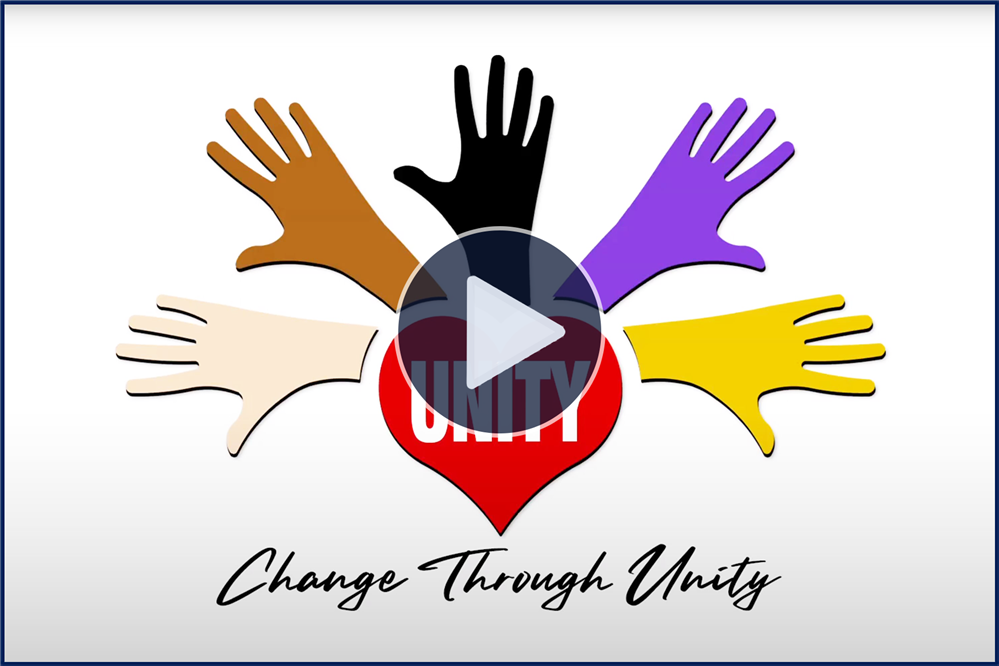 """Change Through Unity"" - Dawn el-Rhashid - Click Here to View"