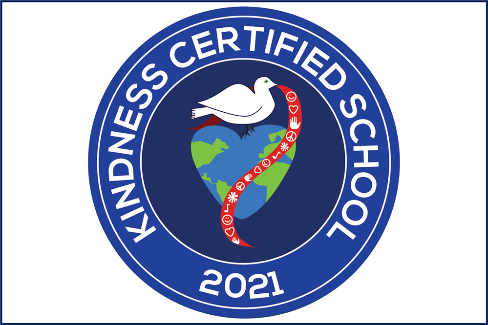 "Congratulations to Corona Elementary School for being named a ""Kindness Certified School"" by The Great Kindness Challenge."