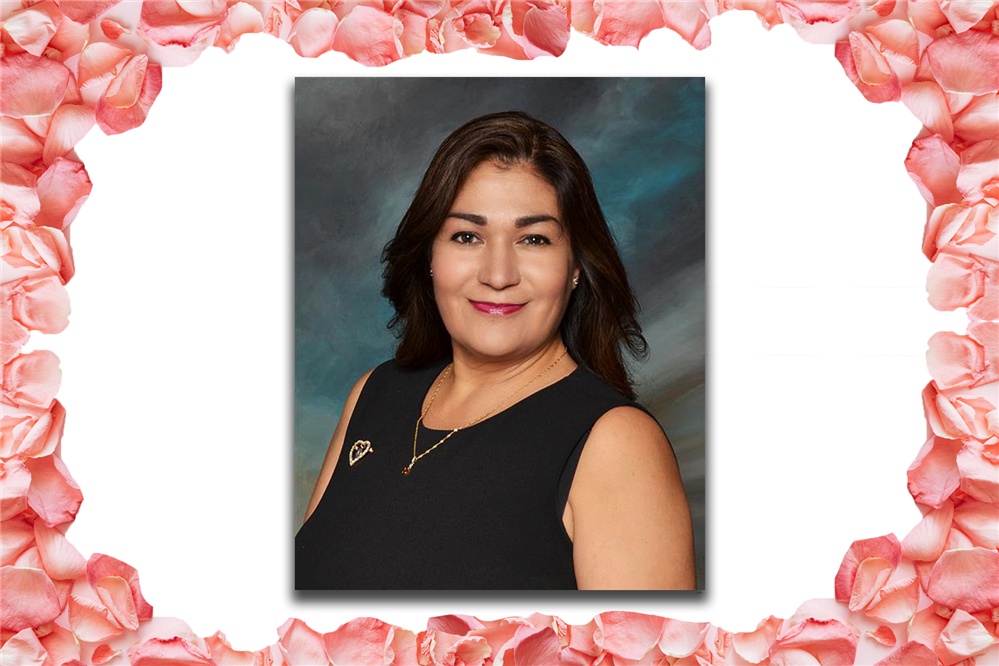 OMSD's Board President Elvia M. Rivas named Ontario – 2020 Woman of the Year!