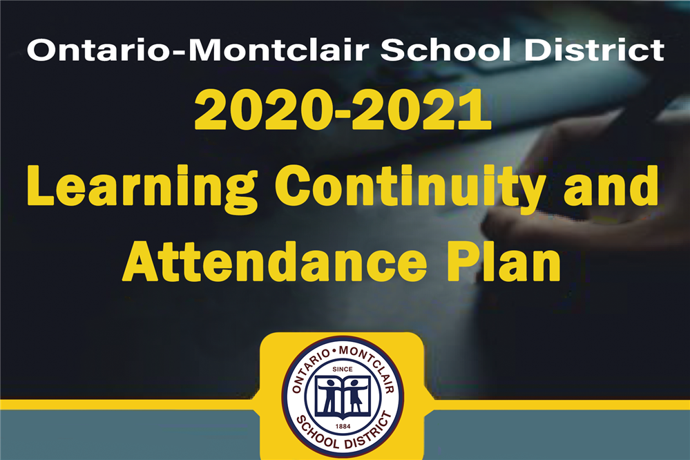 OMSD 2020-2021 Learning Continuity and Attendance Plan