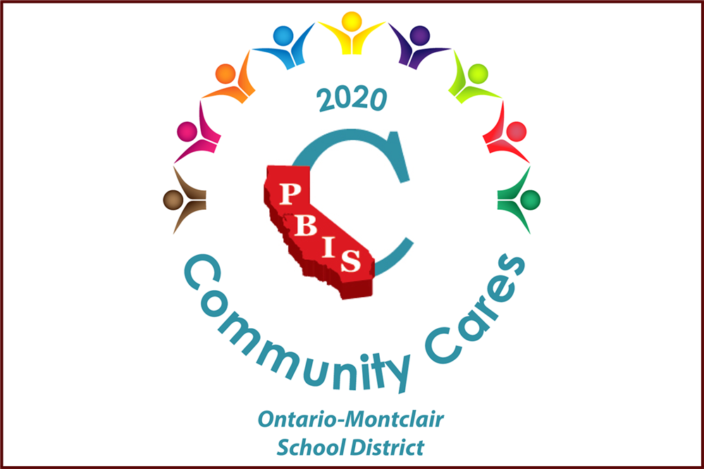 "OMSD is extremely proud to announce that all 32 schools in the district have received the ""California PBIS Community Cares"" Award for 2019-2020!"