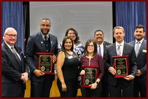 OMSD's - 2018 Model of Excellence Recipients
