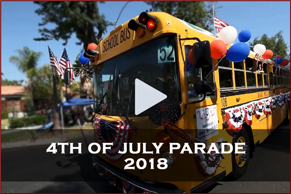 OMSD celebrates Independence Day Parade