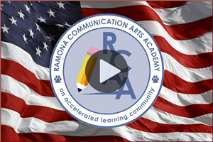 Ramona School's Tribute to September 11th - Video