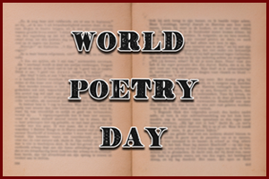 OMSD World Poetry Day - March 21st, 2018