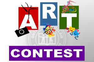 Third Annual Art Contest