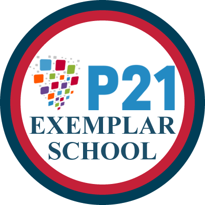 P21 - 21st Century Learning Exemplar School Award