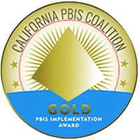 PBIS Gold Implementation Award