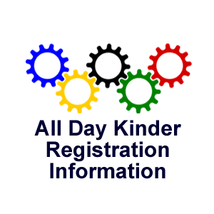 All Day Kinder Registration Information